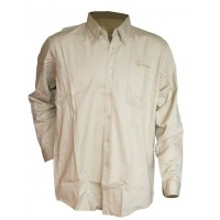 CHEMISE NEVADA BEIGE HOMME