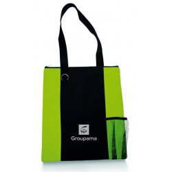 SAC CABAS BICOLORE GROUPAMA