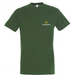 T-shirt coton couleur GROUPAMA